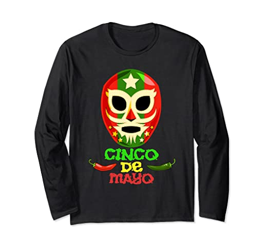 fa7f3ba243f0b Image Unavailable. Image not available for. Color  Cinco De Mayo Luchador  Mask Mexico ...