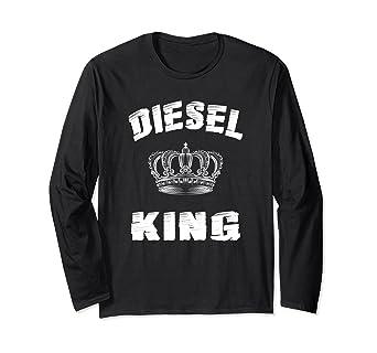 4de928a7 Amazon.com: Diesel King Roll Coal Diesels Long Sleeve Diesel Power ...