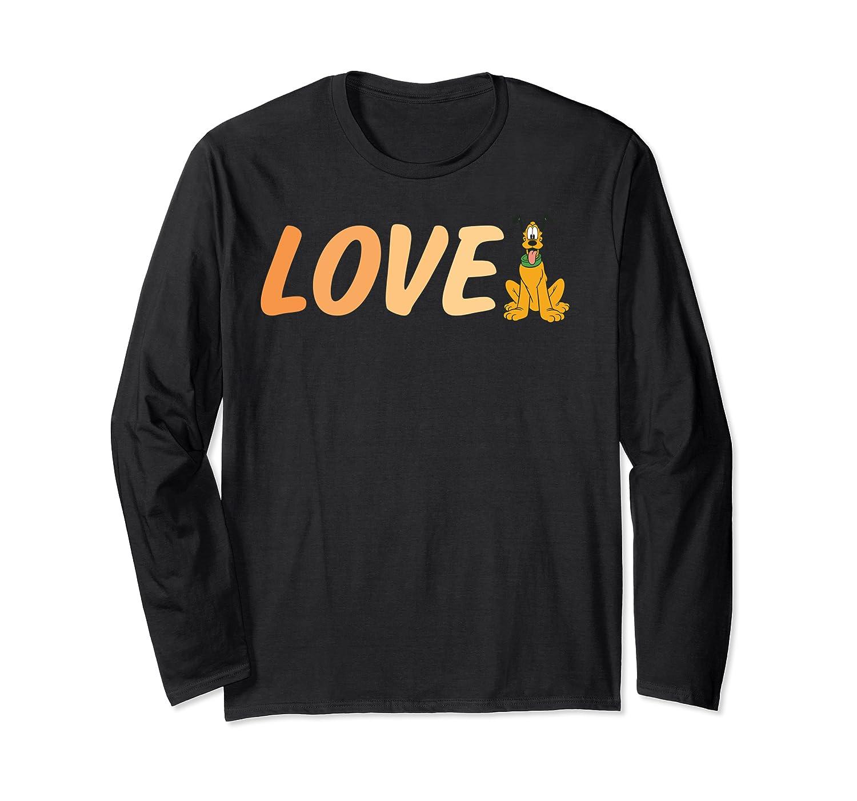 Disney Love Pluto T Shirt