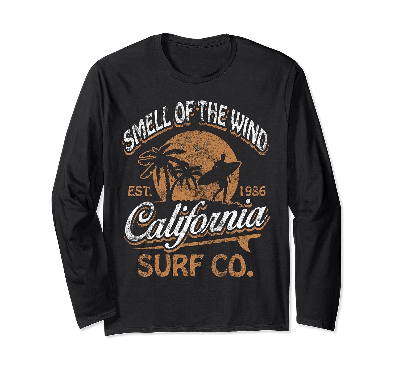 Retro Surf Shirt California Surfer Gift Cali