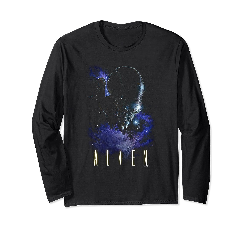 Alien Movie In Space Longsleeve Shirts