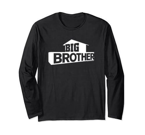 Big Brother Logo Long Sleeve T Shirt