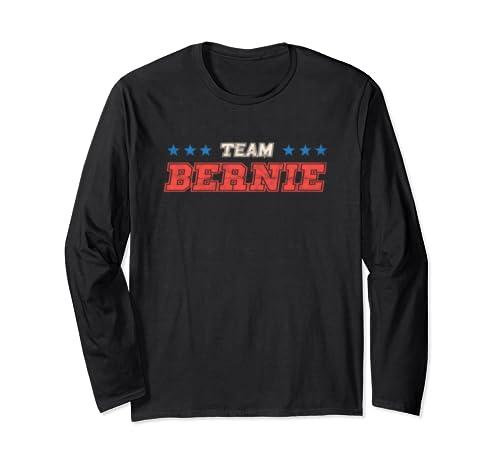Bernie Sanders 2020 President Birdie Usa Peace Vintage  Long Sleeve T Shirt
