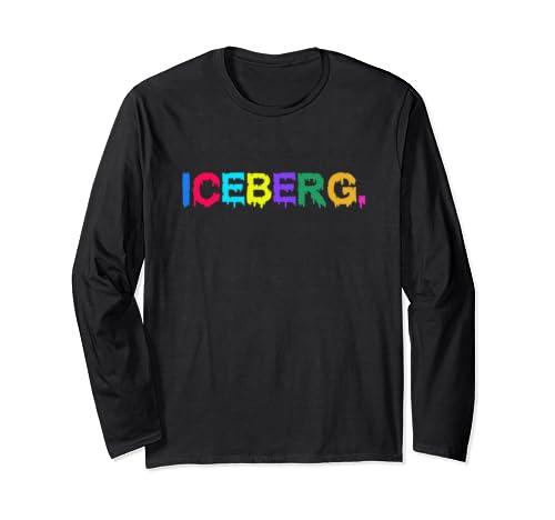 Iceberg. T Shirt Iceberg. Long Sleeve T Shirt