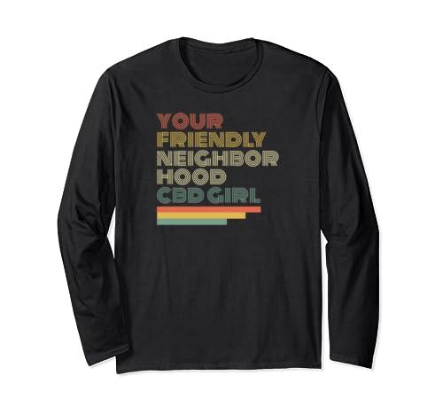 Cbd Shirts Women Oil Christmas Gift Ask Me About Cbd Dealer  Long Sleeve T Shirt