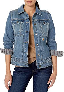 Carhartt womens Benson Denim Jacket