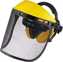 Oregon Gezichtsbescherming en gehoorbescherming Q515061, gezichtsmasker met netvizier, geïntegreerde gehoorbescherming en ...
