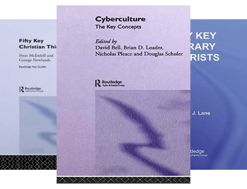 Routledge Key Guides (19 Book Series)