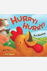 Hurry! Hurry! Kindle Edition
