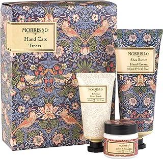 Morris & Co Strawberry Thief Hand Care Set, 322 g