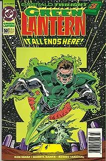 Green Lantern It All Ends Here! (Emerald Twilight, 50)