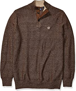 2XLT XLT Details about  /Mens Sweater Big /& Tall Chaps Long Sleeve Crewneck Pullover-2XB 3XB