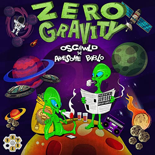 Zero Gravity by Awesome Pablo & Oscrwld on Amazon Music ...