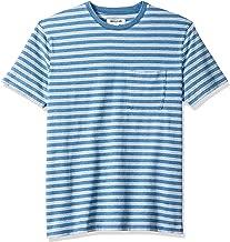 Best light blue striped t shirt Reviews