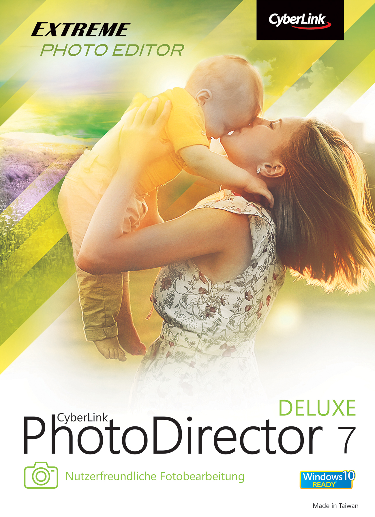 CyberLink Photo Director 7 Deluxe [Download]
