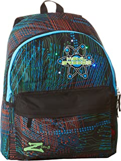 Skechers SKR473-KCBR Basic Backpack for Kids - Kb Circuit Break