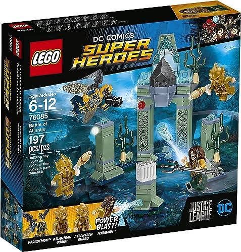 popular LEGO outlet online sale Super Heroes 76085 outlet online sale Battle of Atlantis (197 Piece) outlet online sale