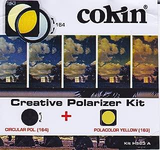 Cokin Creative Polarizer Kit (Kit Polacolor P163-P164)