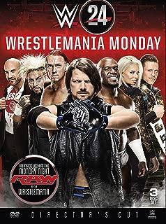 WWE: 24 - WrestleMania Monday (DVD)
