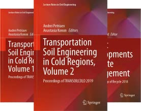 Lecture Notes in Civil Engineering (51-100) (50 Book Series)