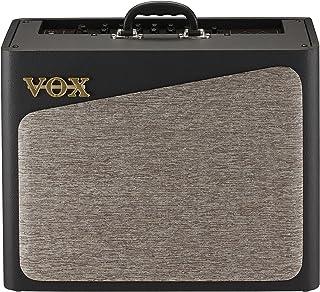 VOX 真空管 ギターアンプ AV30 8種類のチューブサウンド スタジオ ライブに最適 エフェクト内蔵 ヘッドフォンアウト AUX入力 センドリターン スピーカーアウト搭載 30W