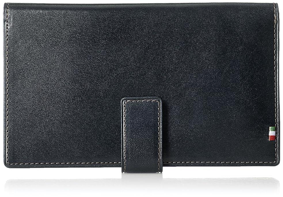 ここに見る人膨らみ[ミラグロ] 財布 カード30枚 長財布 カードケース タンポナートレザーシリーズ CA-S-2163