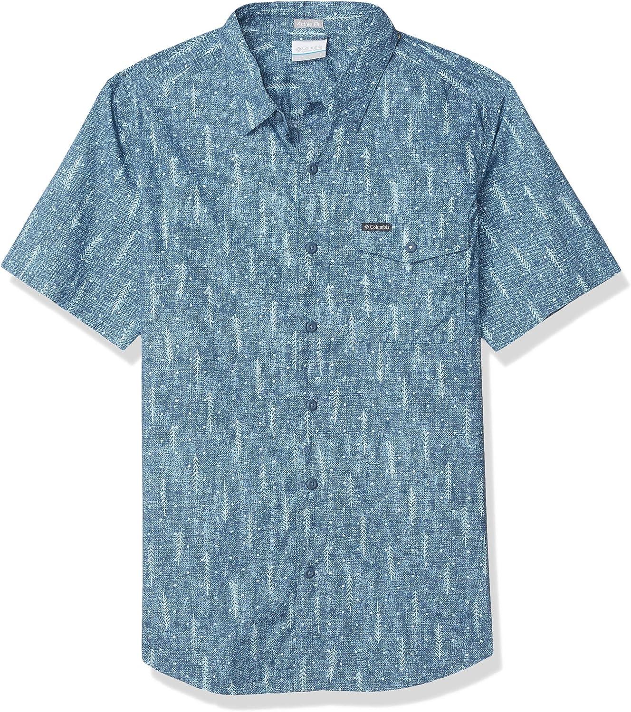 Columbia Men's M Summer Chill SS Shirt
