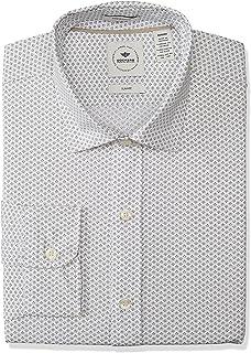 Dockers Camisa casual para Hombre, Blanco