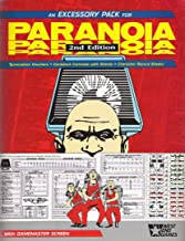 Paranoia Excessory Pack (Paranoia RPG, 2nd Edition)