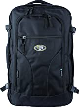 Extreme Pak 22-Inch Carry-On Bag/Backpack, Lightweight and Compact Travel Backpack, Carry-On Luggage Sized for Airline Travel