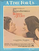 A time for Us Love Theme from Romeo & Juliet - Piano & Guitar Sheet Music