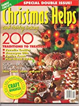 Family Circle's Christmas Helps and Holiday Baking December 1992