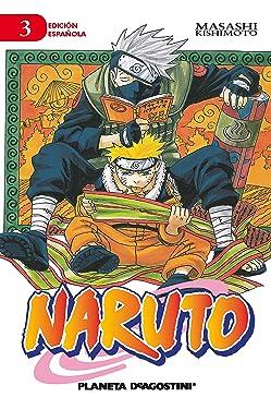 Naruto nº 03/72 (Manga Shonen) (Spanish Edition)