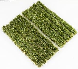 WWS 10 mm Marshland gräsremsor x 10 modell järnväg diorama landskap och terräng