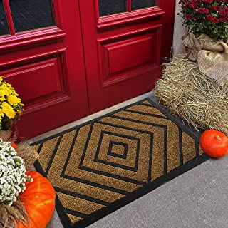Extra Durable Doormat - Door Mat - Welcome Mat - Door Mats Outdoor - 30x18 Front Door Mats Outdoor - Fall Door Mat - Outdo...