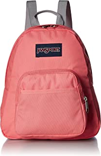 JanSport Half Pint Backpack Coral Sparkle