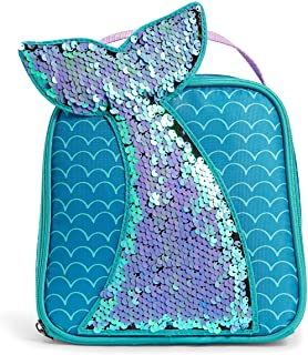 Fit & Fresh Ariel Insulated Lunch Bag, Blue Mermaid