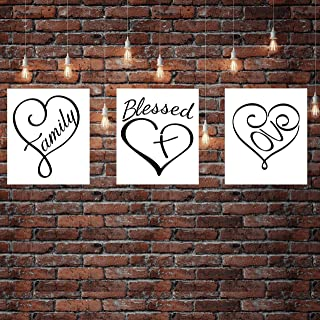 Amazon Com Wall Decor Romance Wall Art Home Kitchen