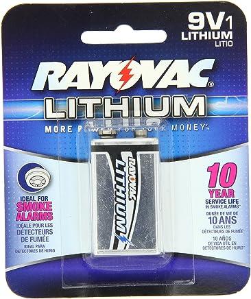 Rayovac Lithium 9V Size Battery