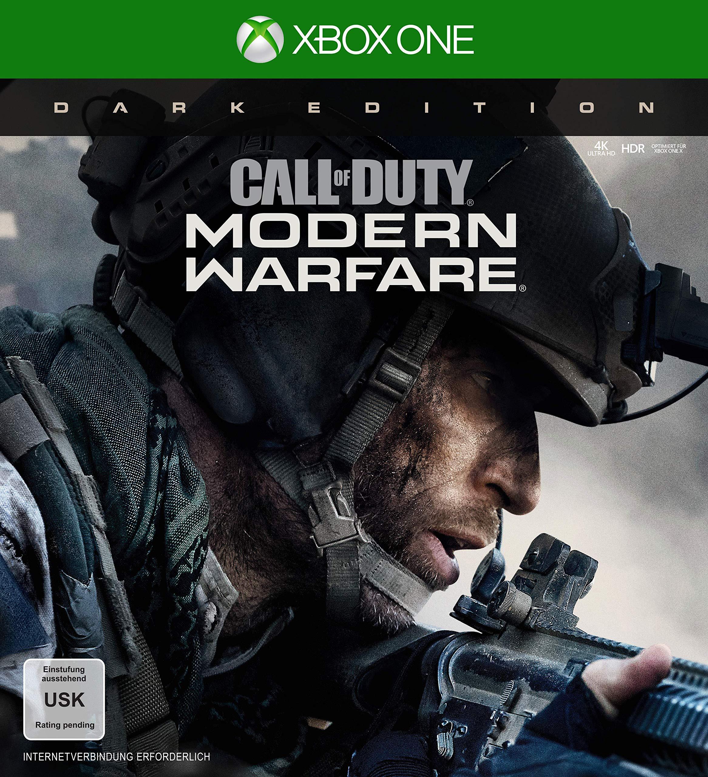 Call of Duty: Modern Warfare - Dark Edition - Xbox One ...