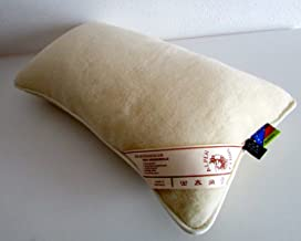 Coperta lana Alpaca lana 20/% Alpaca lana 80/% lana Merino 135 x 200 cm marrone Bamb/ù