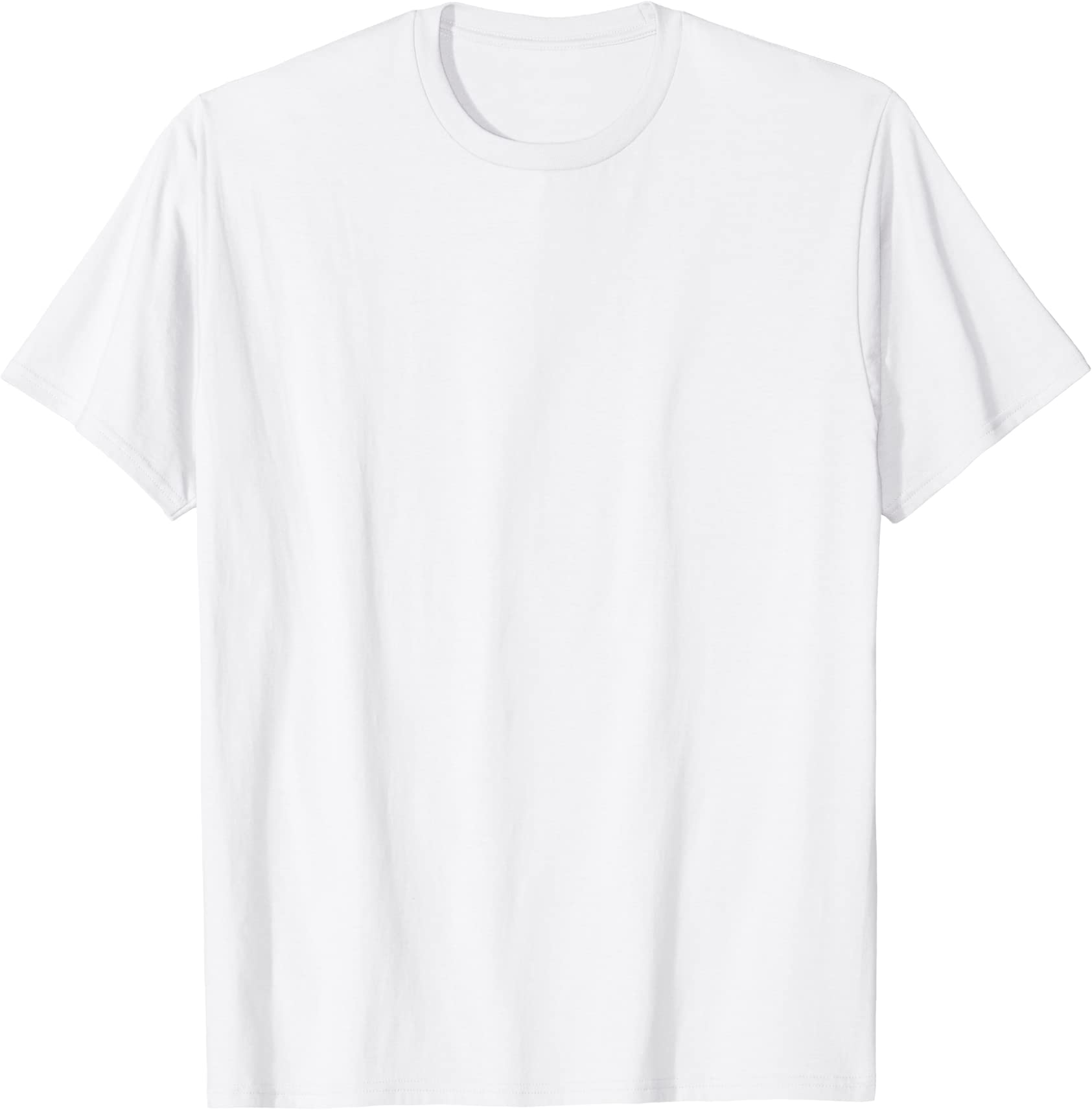 Duck Digitally Printed White Standard T-Shirt