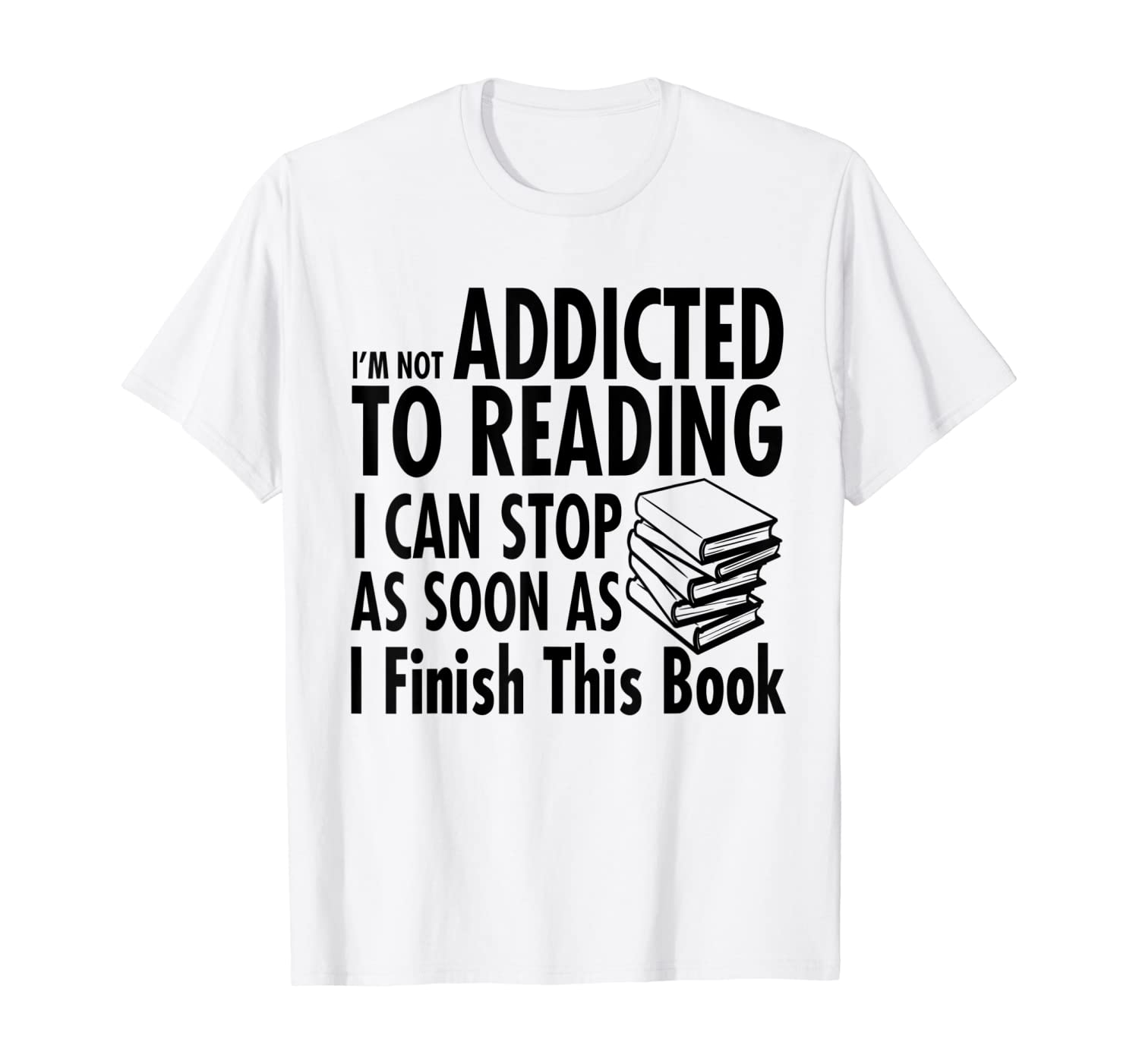 Im Not Addicted To Quilting Funny Novelty T-Shirt Mens tee TShirt