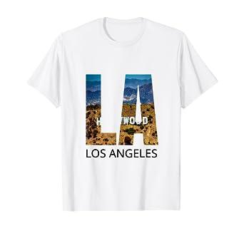 hollywood california t shirt
