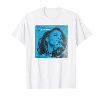 Amazon Com Birds Of Prey Black Canary Album Cover T Shirt Clothing