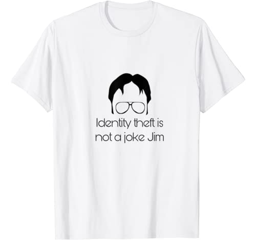 Dwight The Office Identity T Shirt