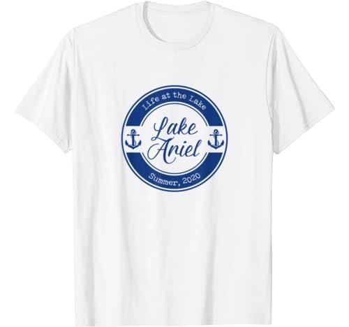 Lake Ariel Pennsylvania 2020 Family Vacation Reunion T Shirt