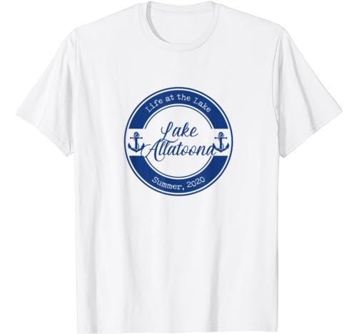 Lake Allatoona Georgia 2020 Family Vacation Reunion T Shirt