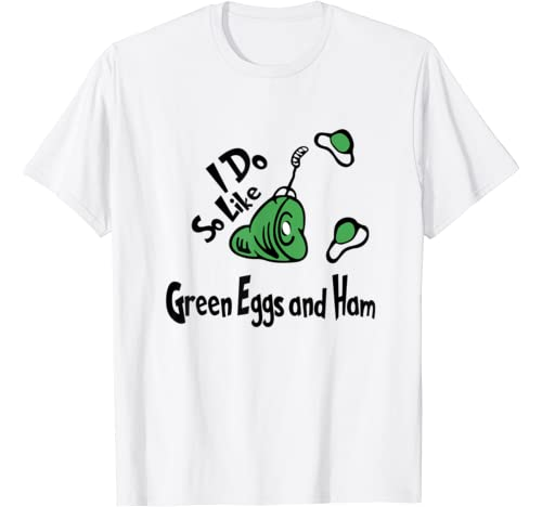 Do You Like Green   Eggs And Ham Shirt For St Patrick's Day
