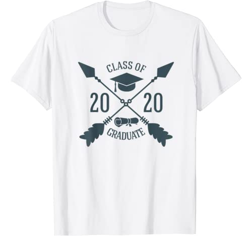 Class Of 2020 Graduate Graduation 2020 Senior Students T Shirt